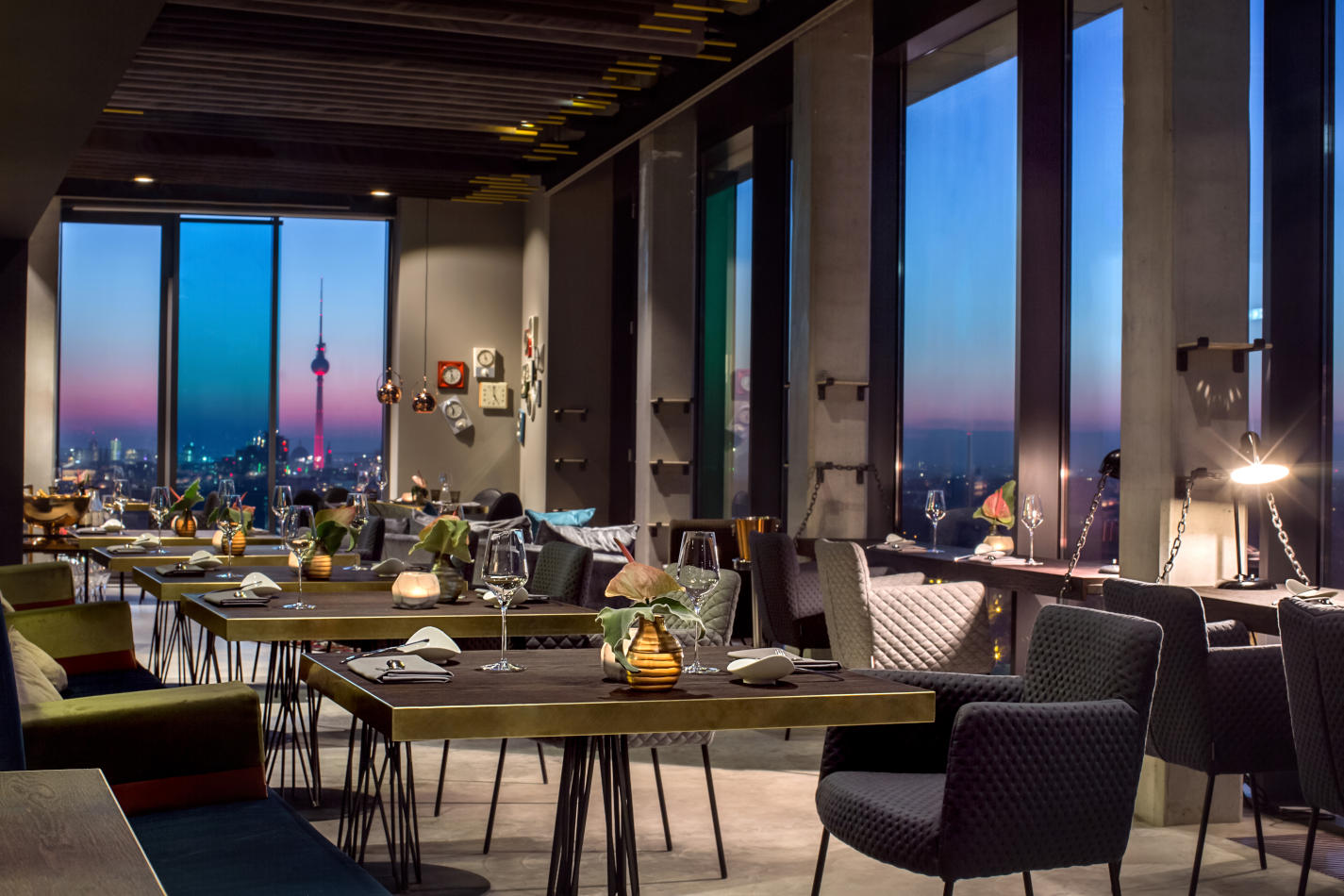 Restaurant Skykitchen: Where fine dining meets the down-to-earth attitude of Berlin, Discover Germany Magazine