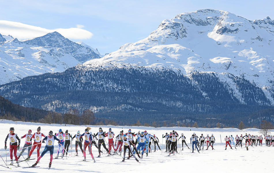 Engadin Skimarathon | A special spectacle in snow | Discover Germany