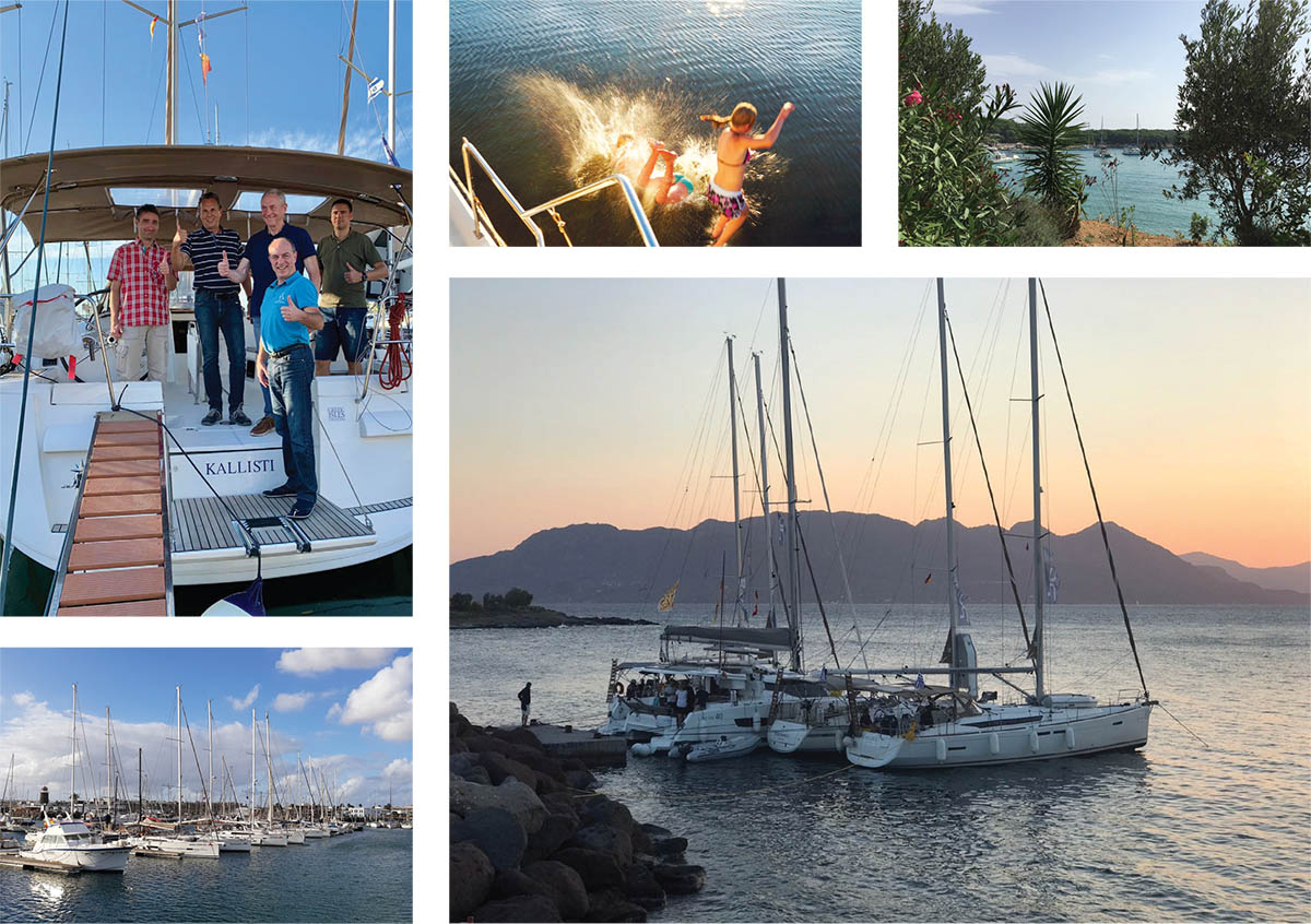 Charterweeks | Why a flotilla makes for the perfect sailing holiday