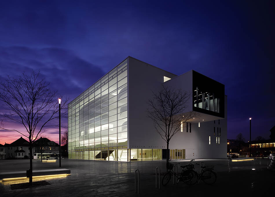 pfp planungs gmbh| Theatres as a spatial experience | Discover Germany
