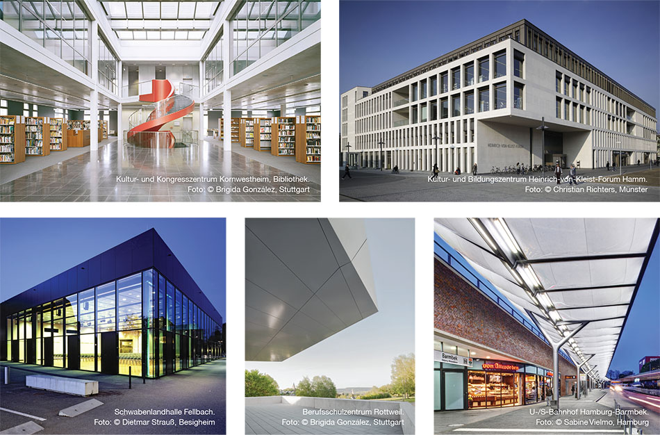 vielmo architekten | Structured expanse | Discover Germany