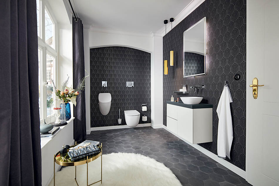 VIGOUR vouge | The 'wow' effect and classic elegance for the bathroom