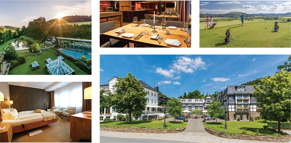The Romantic and Wellness Hotel Deimann