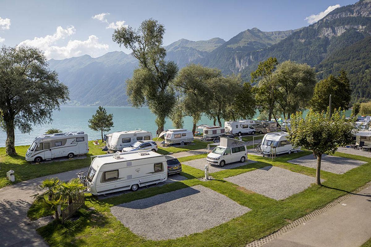 Campingsite Aaregg
