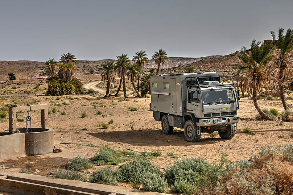 Top craftsmanship up-close: Expedition vehicles by Krug Expedition
