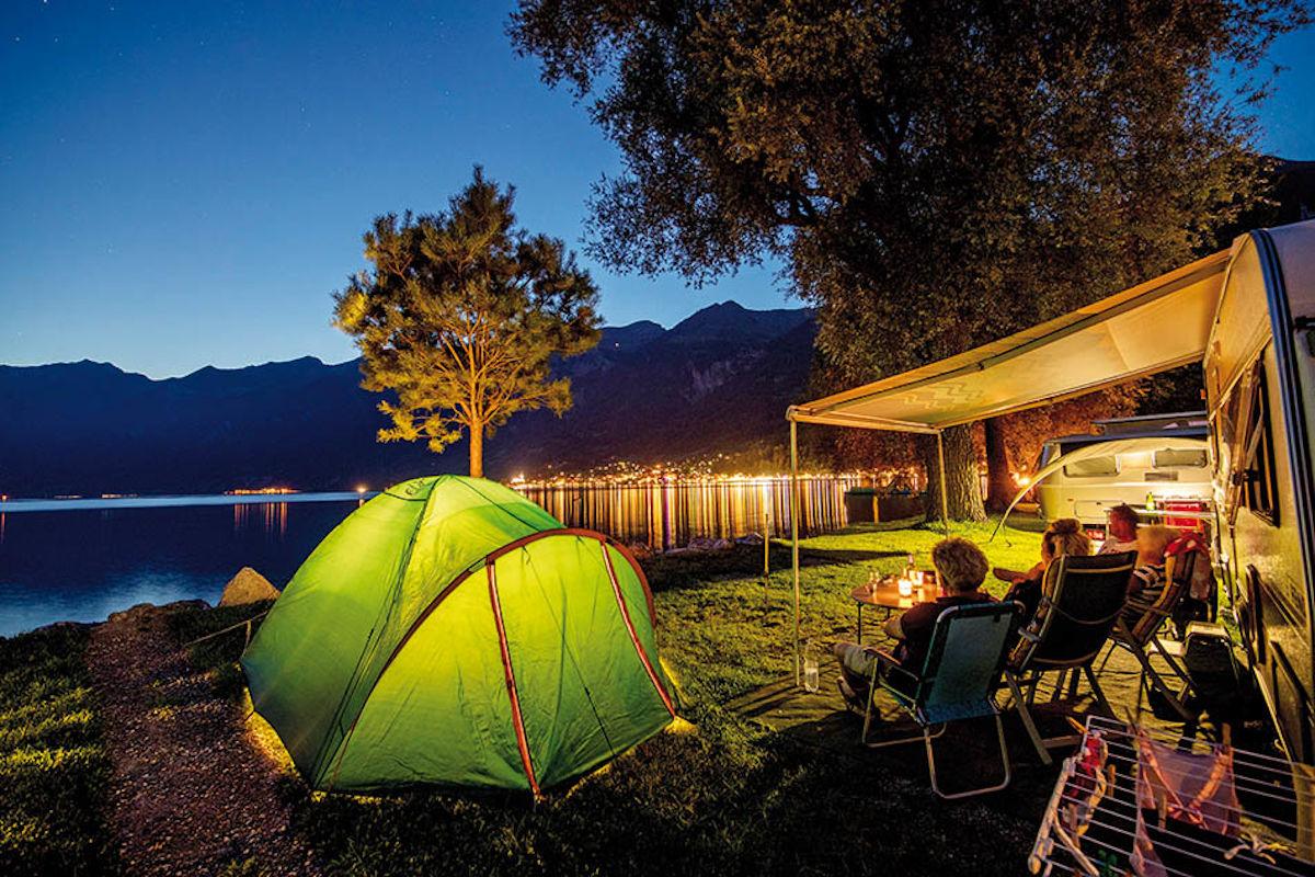Campsite Aaregg