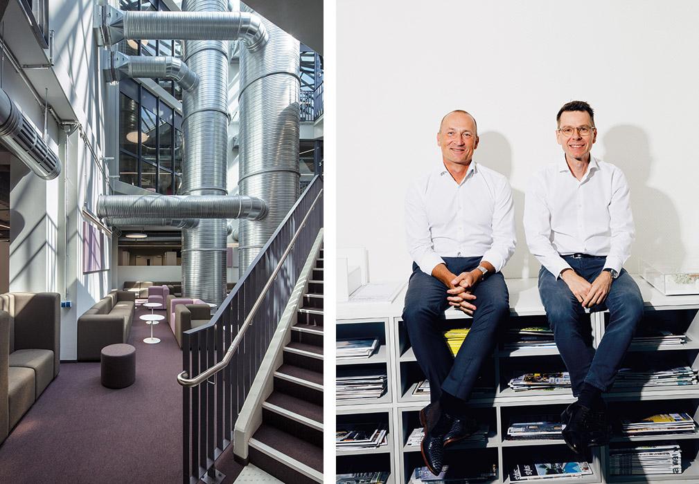 Nattler Architekten: HOW SUSTAINABILITY WORKS