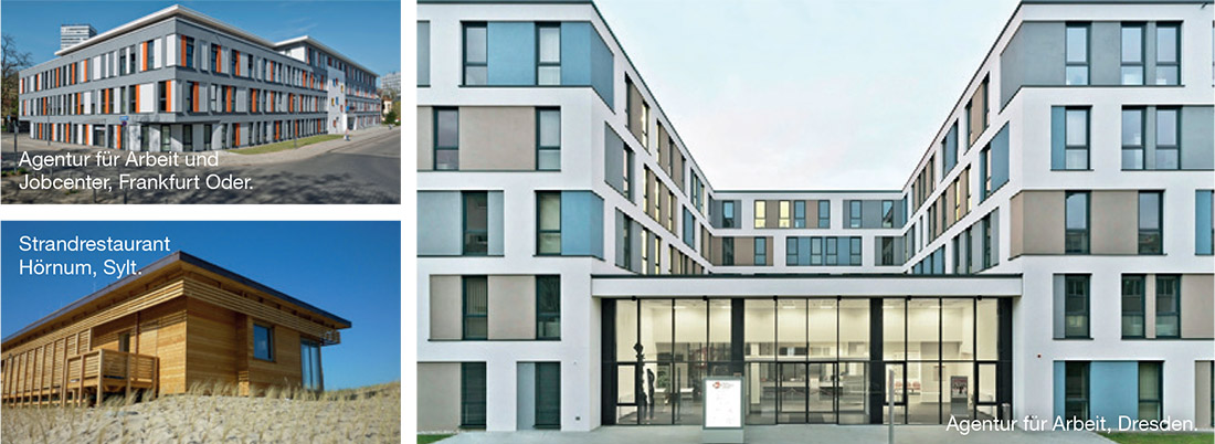 Richter Architekten: ARCHITECTURE IS THE EXCITING SEARCH FOR A HOLISTIC AESTHETIC