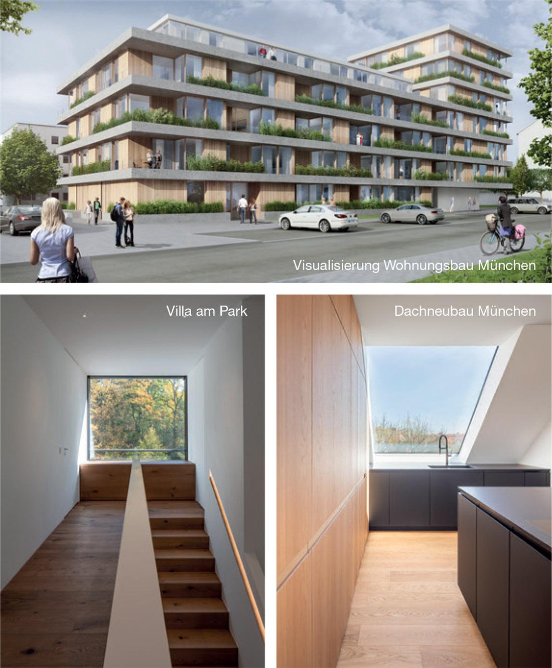 Unterlandstättner Architekten: PEOPLE ARE THE MEASUREMENT FOR SUSTAINABLE ARCHITECTURE