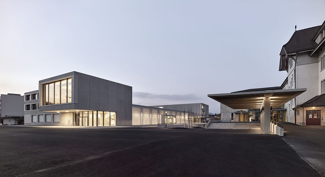 Ern + Heinzl Architekten: 'We create places with character'