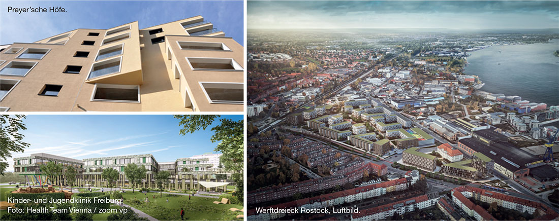 Albert Wimmer ZT-GmbH: ARCHITECTURE FOR AN OPEN-MINDED SOCIETY
