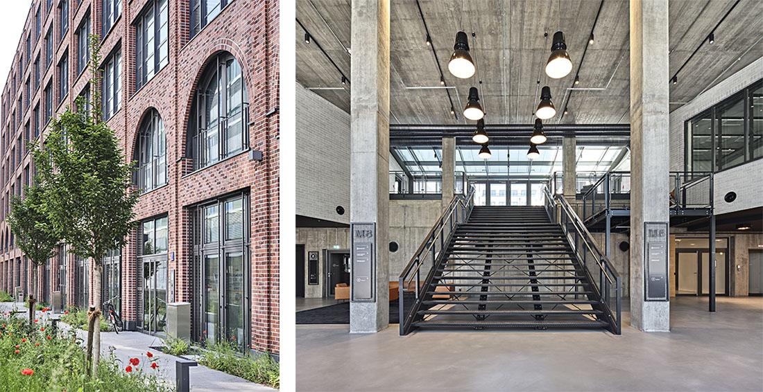 Oliv Architekten: NACHHALTIGE REVITALISIERUNGEN UND INNOVATIVE BÜROKOMPLEXE REFINING ARCHITECTURE